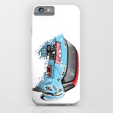 Jean-Pierre Nicolas-Vincent Laverne, Renault Alpine A110, 1975 Rally Monte Carlo iPhone 6 Slim Case