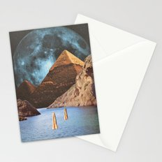 Water & Solutions Stationery Cards