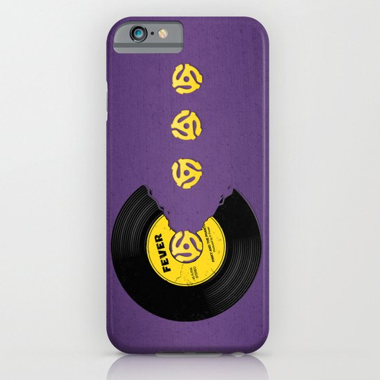 You Give Me Fever iPhone & iPod Case