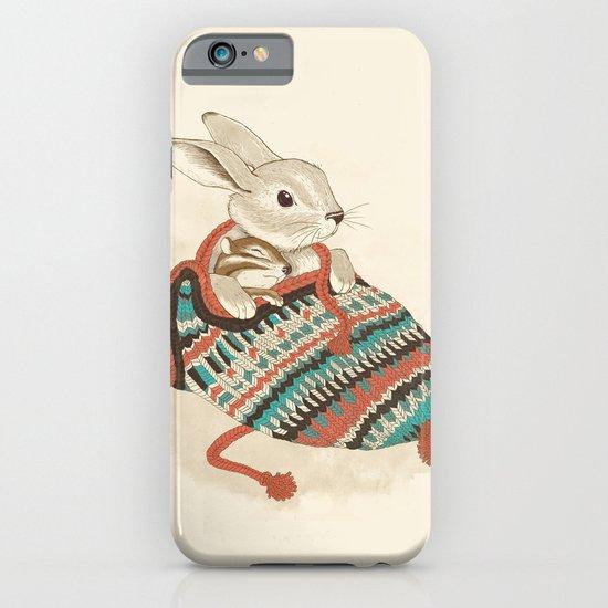 cozy chipmunk iPhone & iPod Case