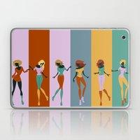 Dancing women Laptop & iPad Skin