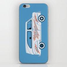 Grease Van Lightning iPhone & iPod Skin