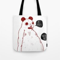 im apples Tote Bag