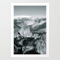 Yosemite Art Print