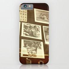 DALLAS WINDOW iPhone 6 Slim Case