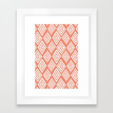 Diamond In The Rough Framed Art Print