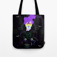 Frida Boreal Tote Bag