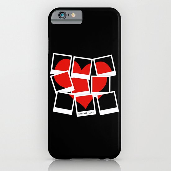 Instant (Photography) Love iPhone & iPod Case
