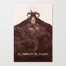 Pan's Labyrinth Canvas Print