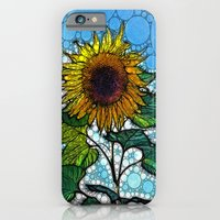 iPhone & iPod Case featuring :: Sunshiny Day :: by :: GaleStorm Artworks ::