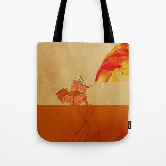 Avatar Roku Tote Bag