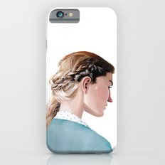 Blond Girl iPhone 6 Slim Case