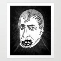 09. Zombie William Harri… Art Print