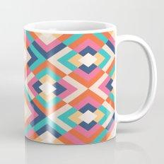 Colorful Geometric Mug