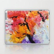 Abstraction on a tree Laptop & iPad Skin