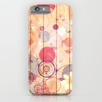 iPhone & iPod Case featuring Unhappy Spring by Duru Eksioglu