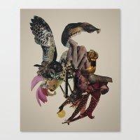 The Drain Canvas Print
