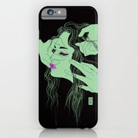 iPhone & iPod Case featuring Untitled Purple  by Shizen.ae