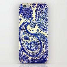 Paisley :) iPhone & iPod Skin