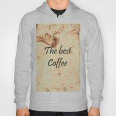 The Best Coffee Hoody