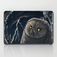 solar owl jupiter  iPad Case
