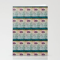 Pelican Pattern (a) Stationery Cards