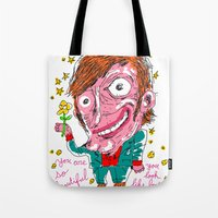 Nothing's Politic, All I… Tote Bag