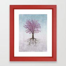 It Grows on Trees Framed Art Print
