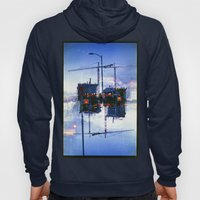 America ducking the question of origins (35mm multiple exposure) Hoody