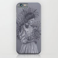 iPhone Cases featuring Overgrown. by Rachel Vermeer