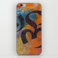 Om iPhone & iPod Skin