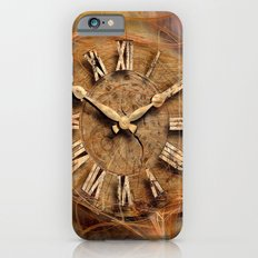 Tempus fugit ! iPhone 6 Slim Case