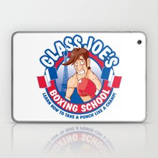 Glass Joe's Boxing School Laptop & iPad Skin