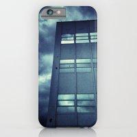 Stormy Windows iPhone 6 Slim Case