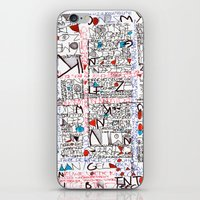 2002 - Thoughts In Rotterdam (High Res) iPhone & iPod Skin