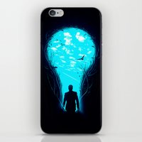 Bright Side iPhone & iPod Skin