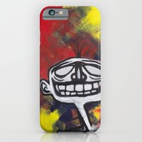 Grimace iPhone 6 Slim Case