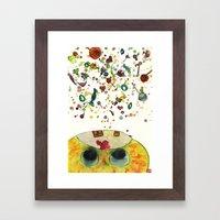 La~La~La~Candy! Framed Art Print