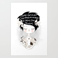 Gracious Gifts Art Print