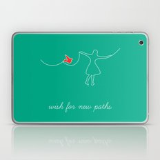 wish for new paths Laptop & iPad Skin