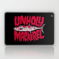 UNHOLY MACKEREL Laptop & iPad Skin