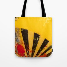 YELLOW5 Tote Bag