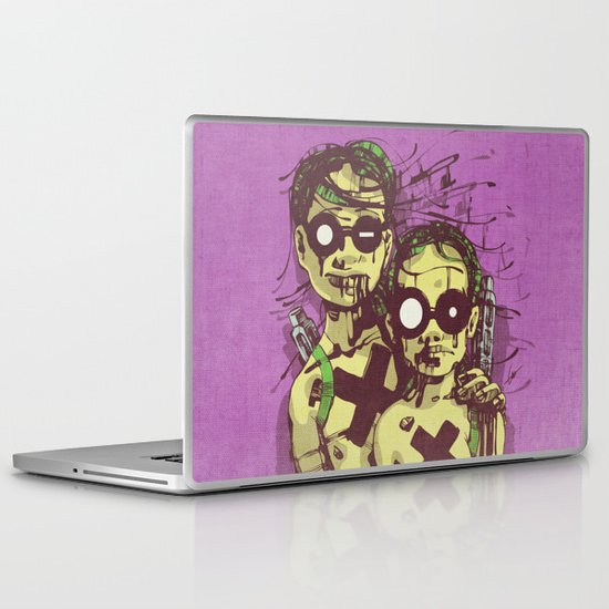 Happiness II Laptop & iPad Skin