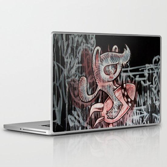 IT´S ALWAYS DOOMSDAY Laptop & iPad Skin