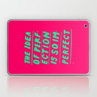 IMPERFECT Laptop & iPad Skin