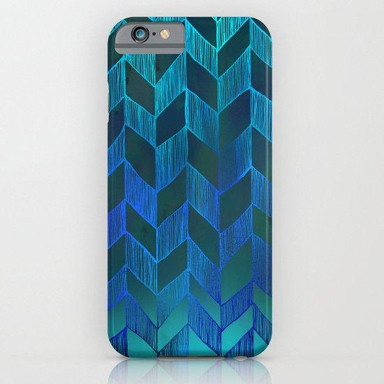 PATTERN {Chevron 013} iPhone & iPod Case
