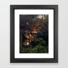 Hunting The Sunrise Framed Art Print