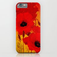 FLOWERS - Mellow yellow iPhone 6 Slim Case