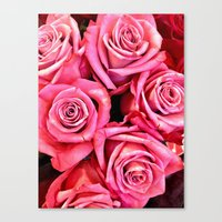 Bunches of Love Canvas Print