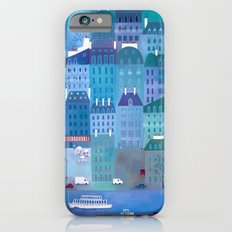 Paris Blues iPhone 6s Slim Case